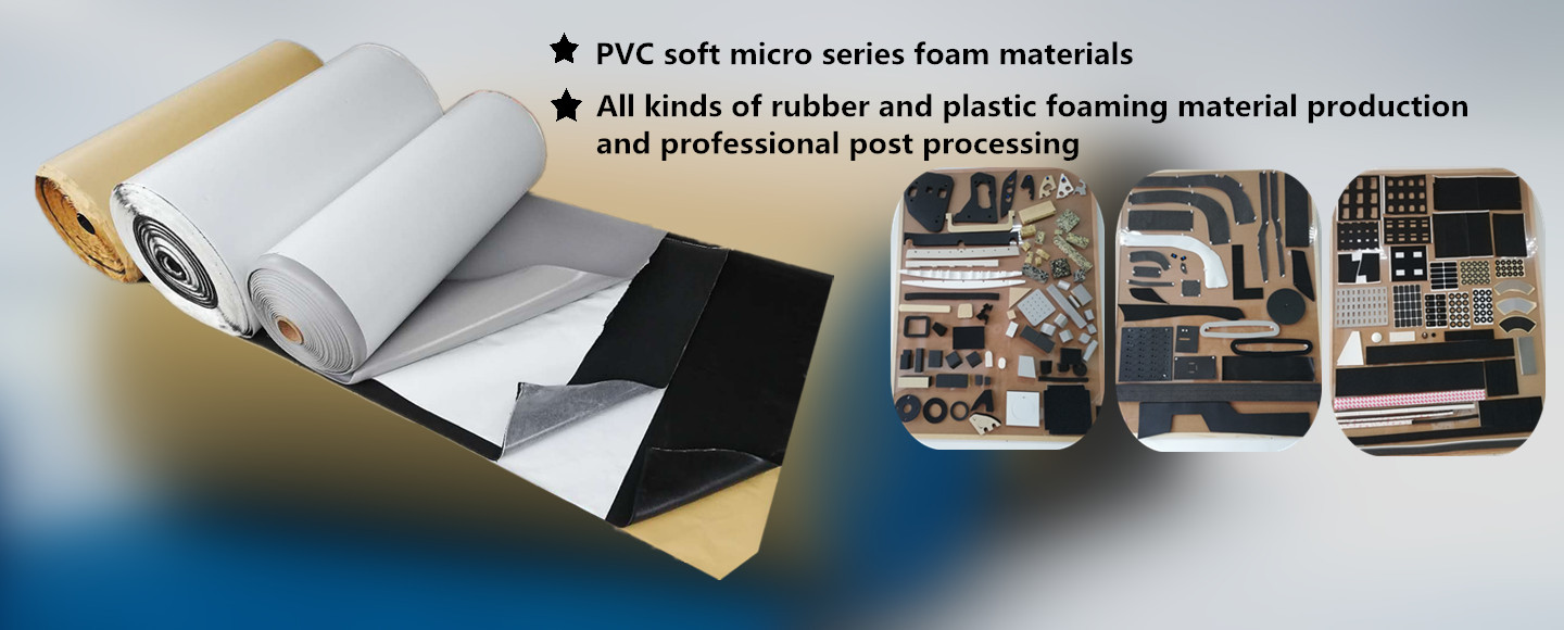 Professional PVC foaming material production
