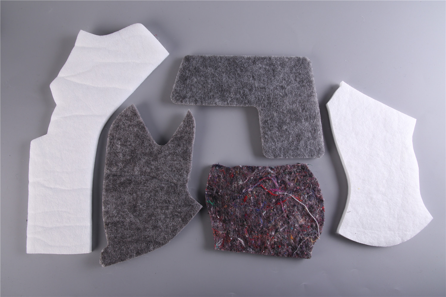 Environmentally friendly polyester sound absorbent cotton