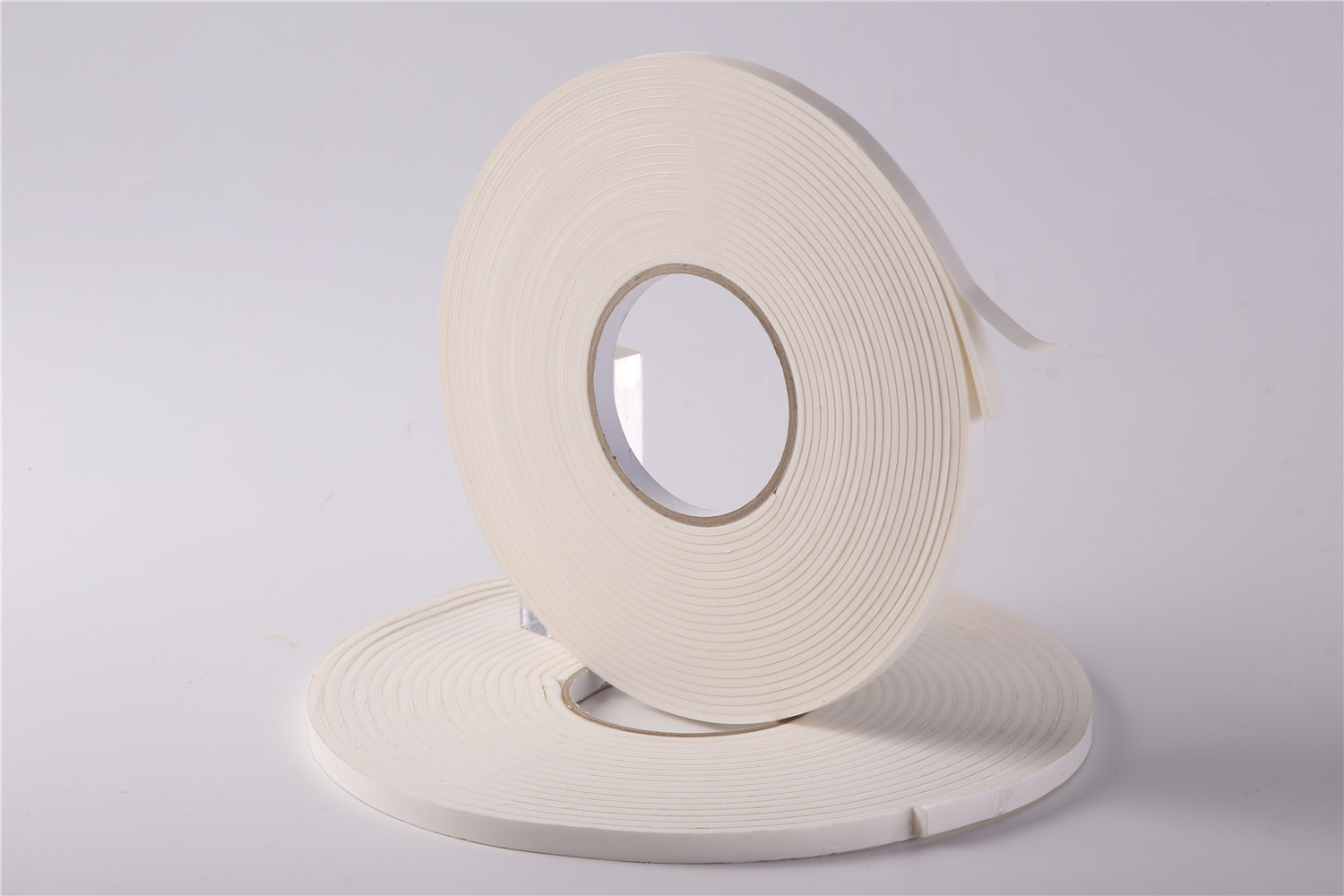 Low density self adhesive PVC  foam tape