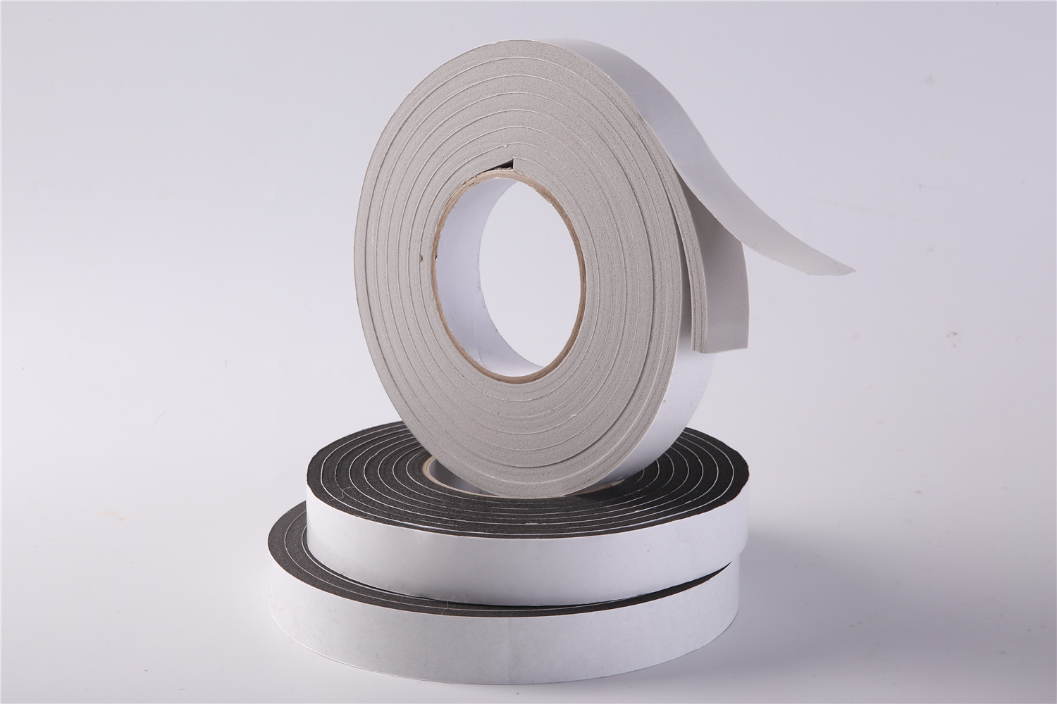 Closed single side PVC foam tape