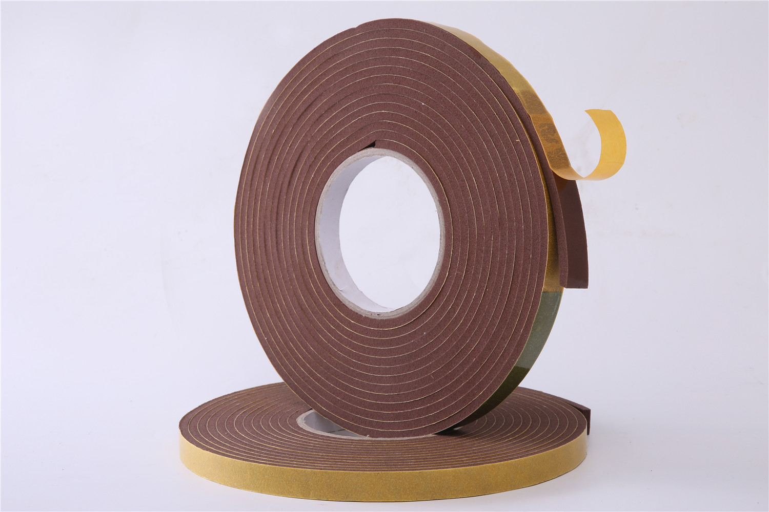 Brown PVC foam tape
