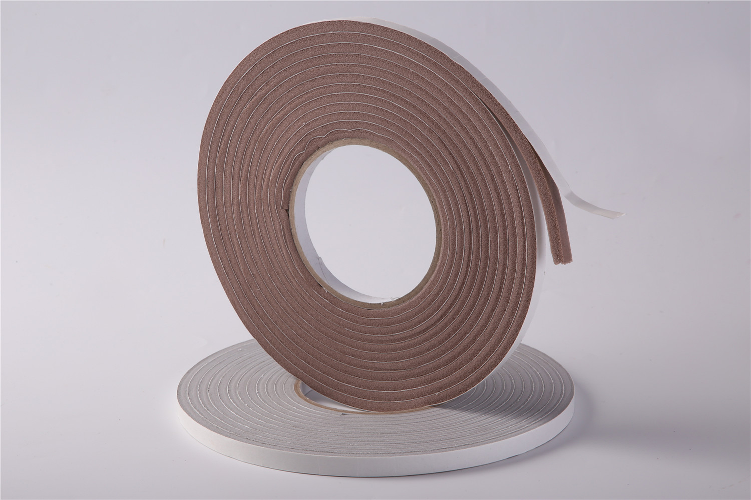 Polyvinyl chloride single side foam tape